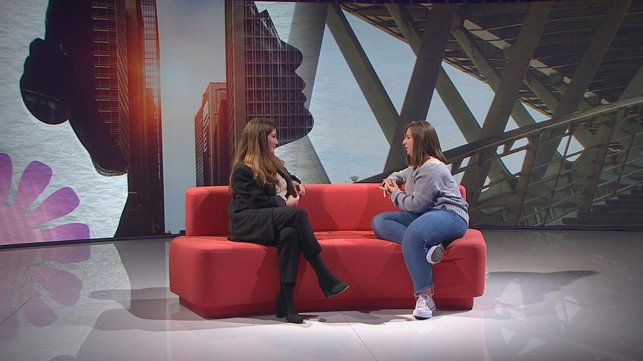 """Claudia García: """"Soy consciente de que hemos avanzado, por el simple hecho de poder plantearme ir a la Universidad"""""""