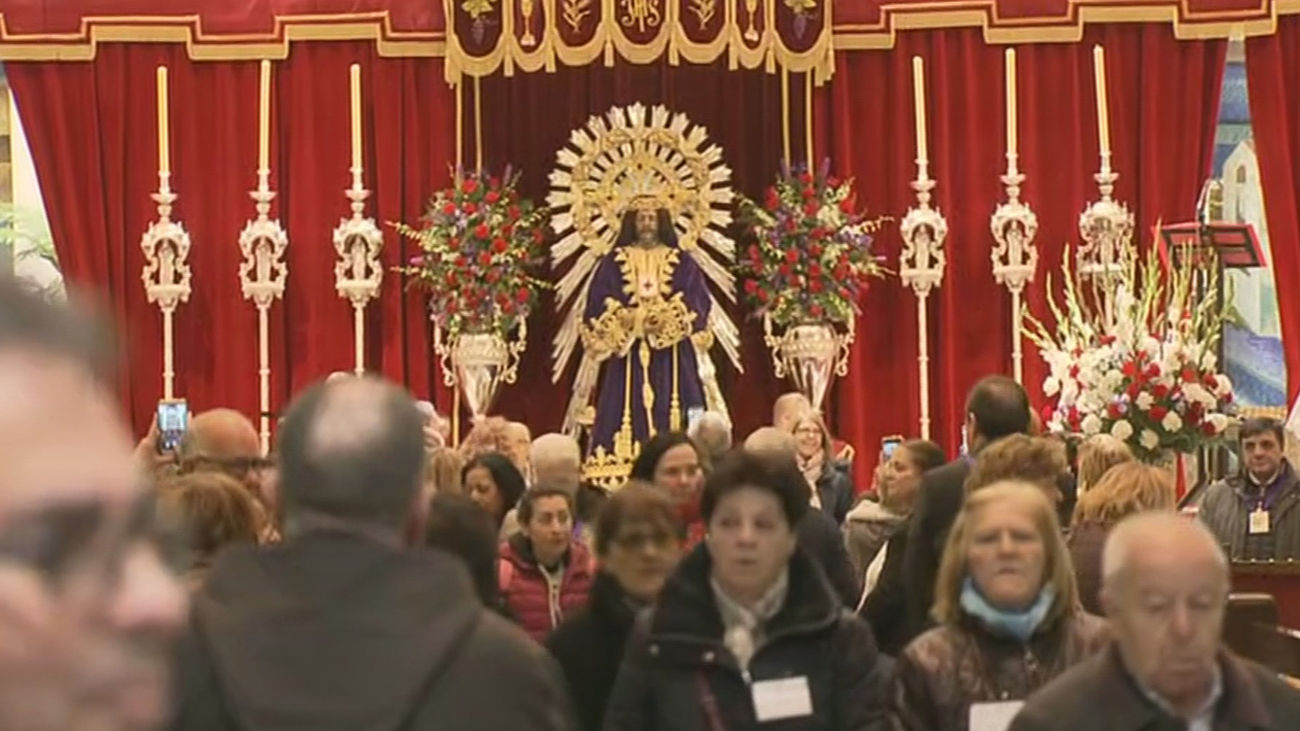 Almeida anuncia que tampoco habrá besapiés del Cristo de Medinaceli este año a causa de la pandemia