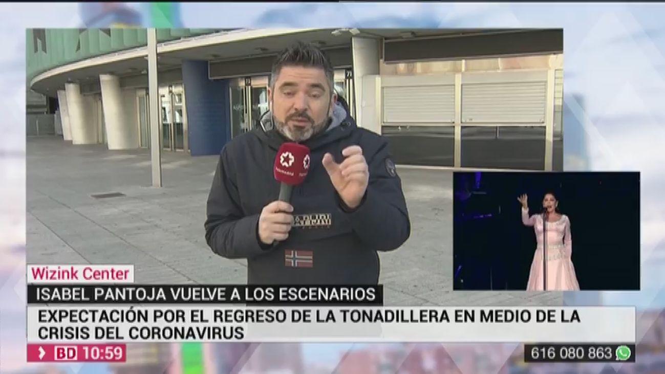 Buenos Días Madrid 06.03.2020 (10.30 - 11.30)