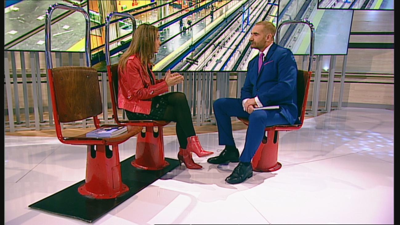 """Silvia Roldán (Metro de Madrid): """"Para mí el feminismo es libertad"""""""