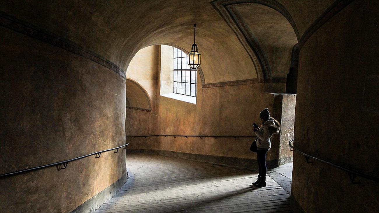 Un monasterio convertido en taller artesanal