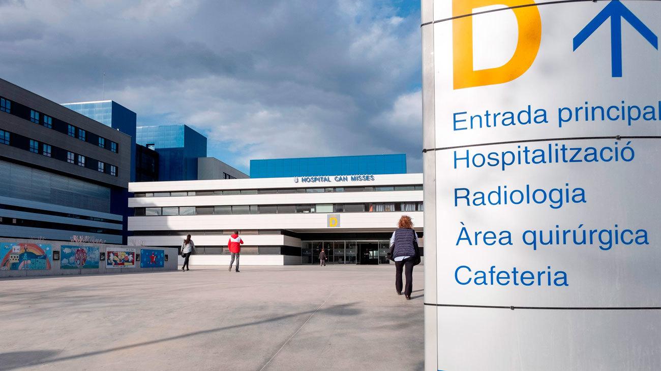 Hospital en Palma de Mallorca