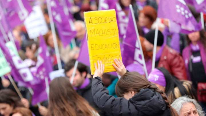 Organizaciones feministas anuncian recurso en los tribunales ante la prohibición de las concentraciones el 8M