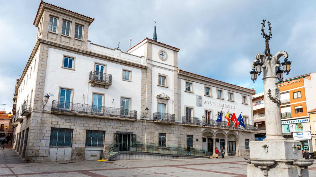 Ayuntamiento de Colmenar Viejo