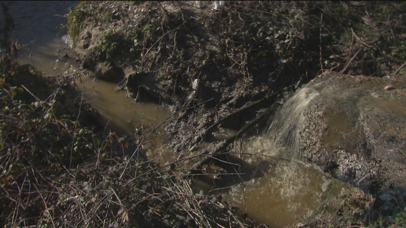 Comienzan las obras en Villaviciosa de Odón para poner fin al vertido de aguas fecales al Arroyo de la Vega