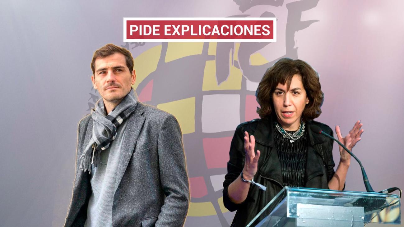 """Casillas: """"No retiro mi candidatura a la Federación"""""""