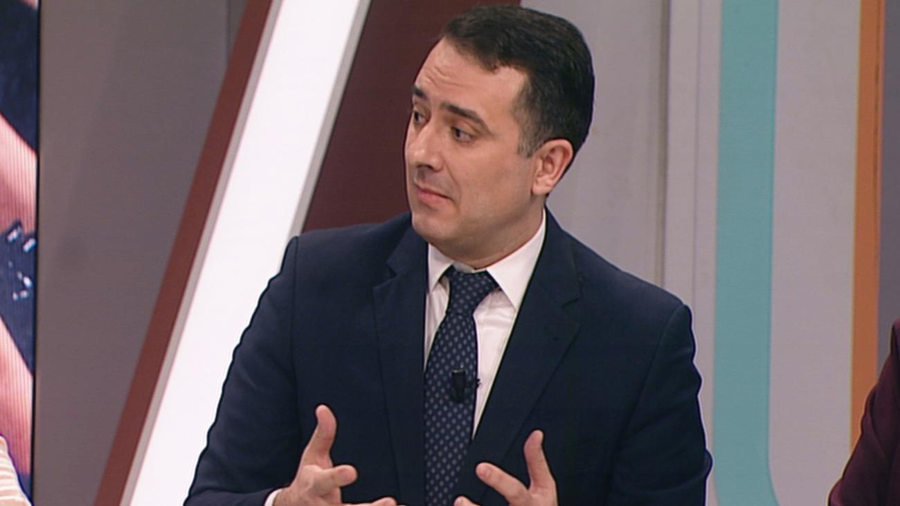 """Alberto Díaz, pastor evangélico: """"Quien cura es Dios, no nosotros"""""""