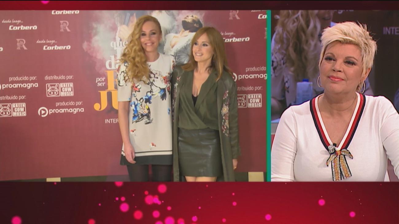 Terelu Campos confirma que Rocío Carrasco no sigue a su hija en televisión