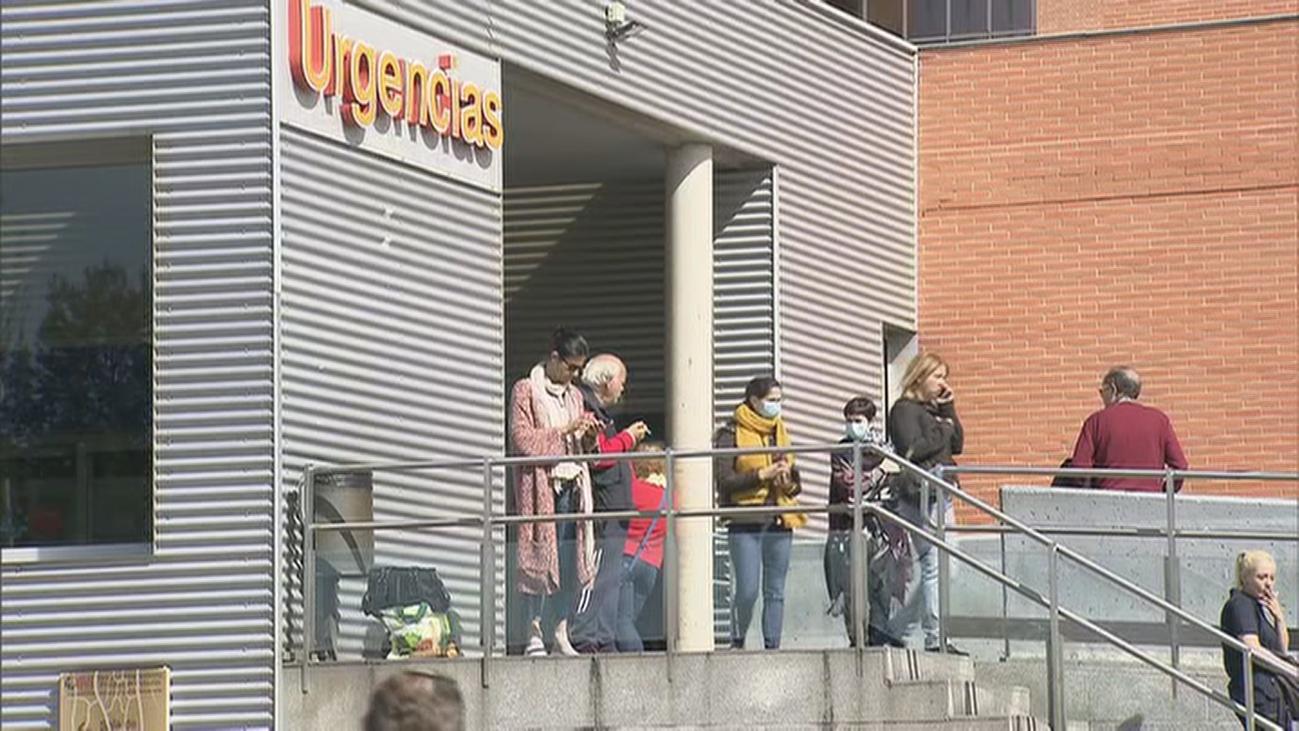 50 ingresados por coronavirus en el Hospital de Alcalá, que suspende las operaciones no urgentes