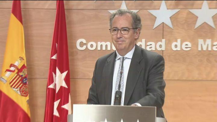 """Enrique Ossorio: """"Hay que parar el coronavirus en estos 15 días y que no haya prórroga de estas medidas drásticas"""""""