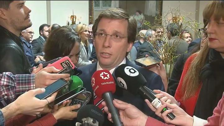 Almeida suspende  los plenos de distrito del mes de marzo en Madrid y convoca Junta extraordinaria