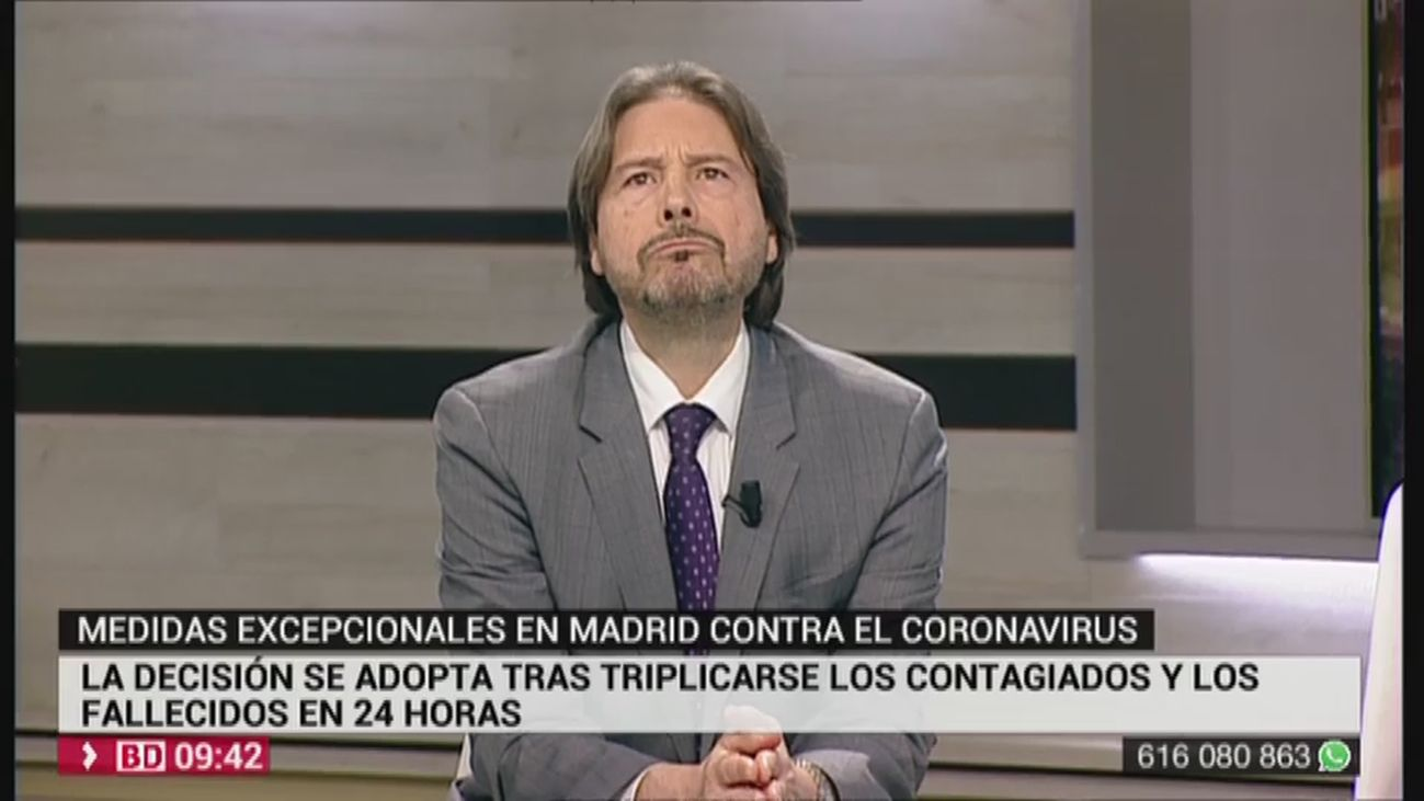 Buenos Días Madrid 10.03.2020 (9.00 - 10.30)