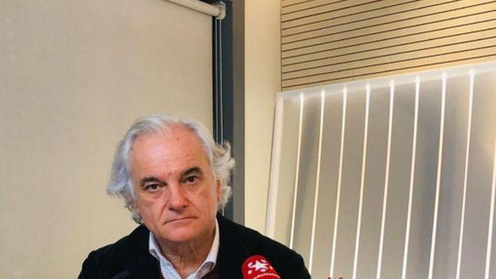 Entrevista a Miguel Garrido presidente de la patronal madrileña, CEIM.