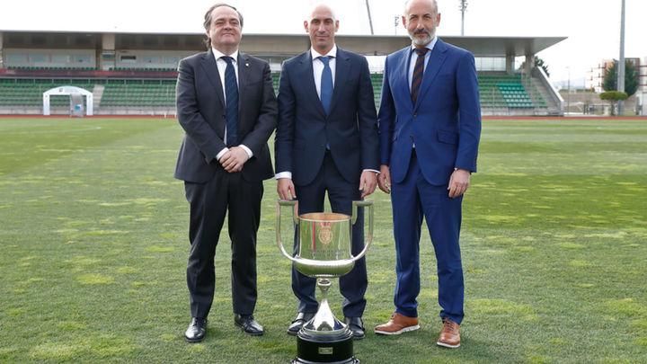 Aplazada sin fecha la final de la Copa del Rey de fútbol