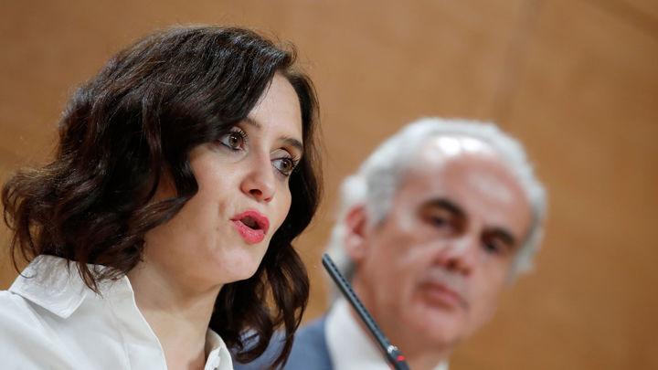 La Comunidad de Madrid pide a Sanidad los informes de las CCAA que han pasado a la fase 1