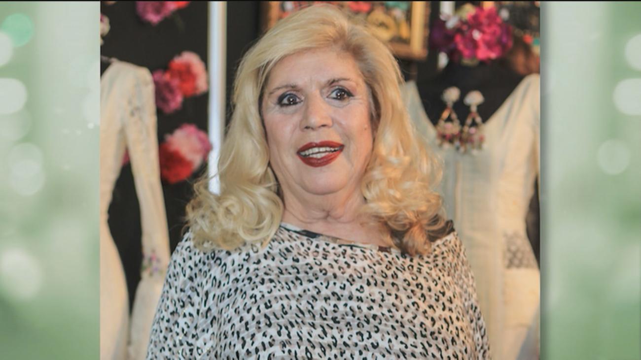 María Jiménez estuvo en coma inducido durante un mes
