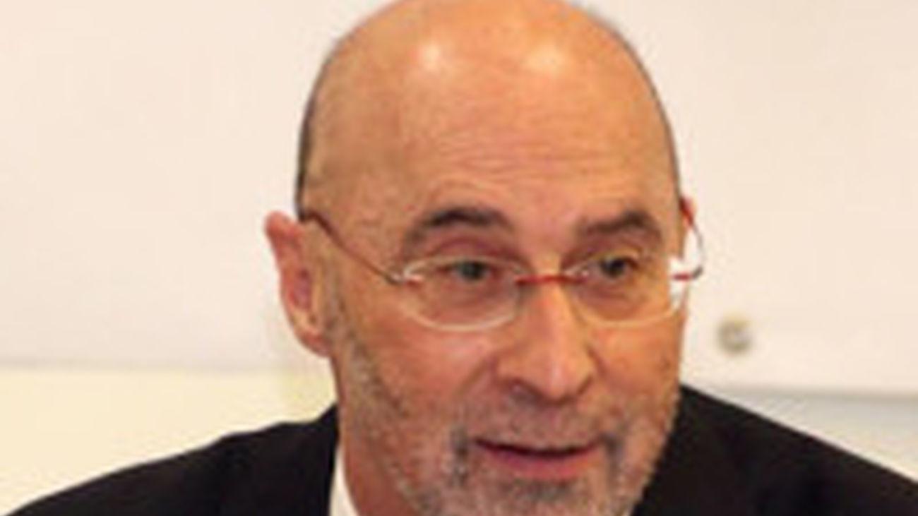 Julián Ezquerra,  Secretario General Asociación Médicos y sanitarios 'AMYTS'