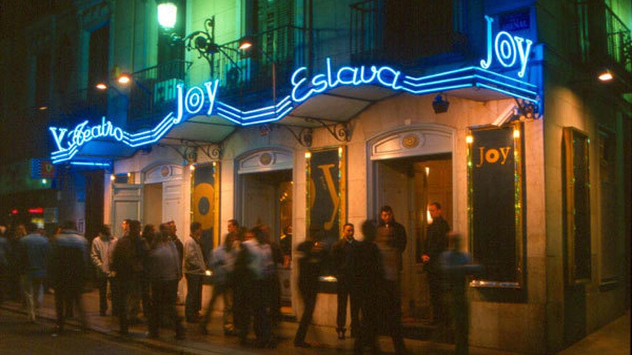 Discoteca Joy Eslava en Madrid