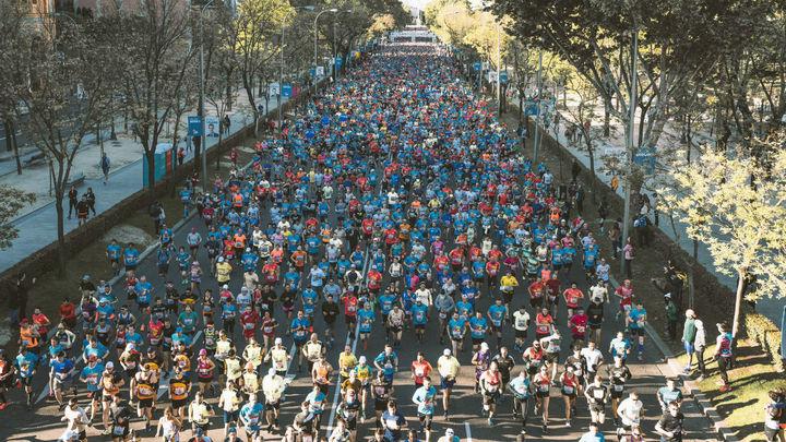 El Maratón de Madrid se pospone y pasa del 26 de abril al 15 de noviembre