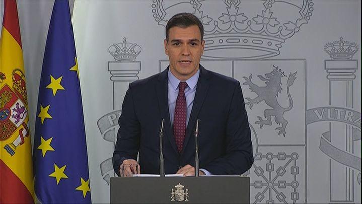 Pedro Sánchez anuncia millones de euros en ayudas para combatir el coronavirus