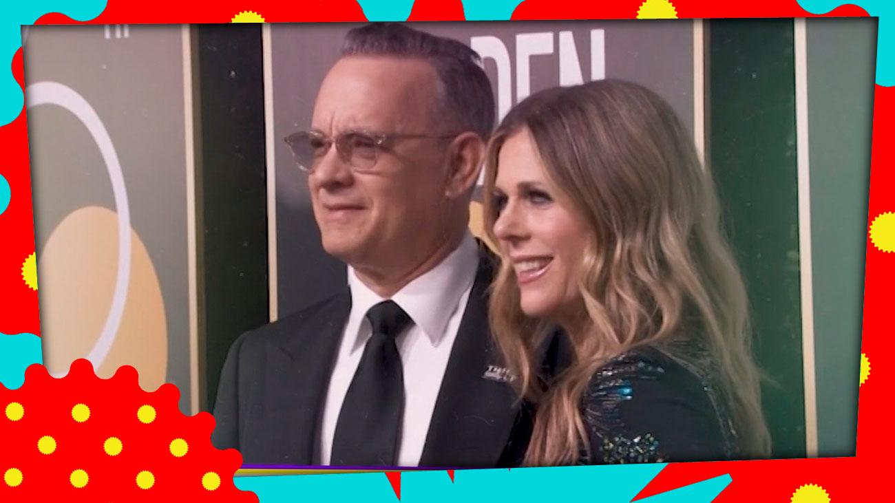 Tom Hanks y su mujer, aislados en Australia, tras dar positivo en coronavirus