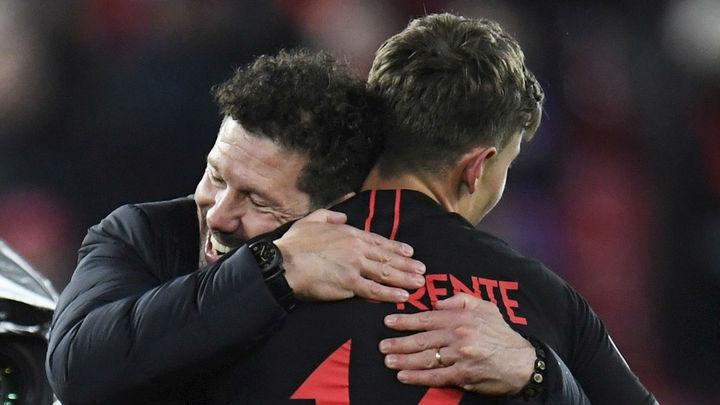 Los sonidos de la victoria histórica del Atlético en Anfield
