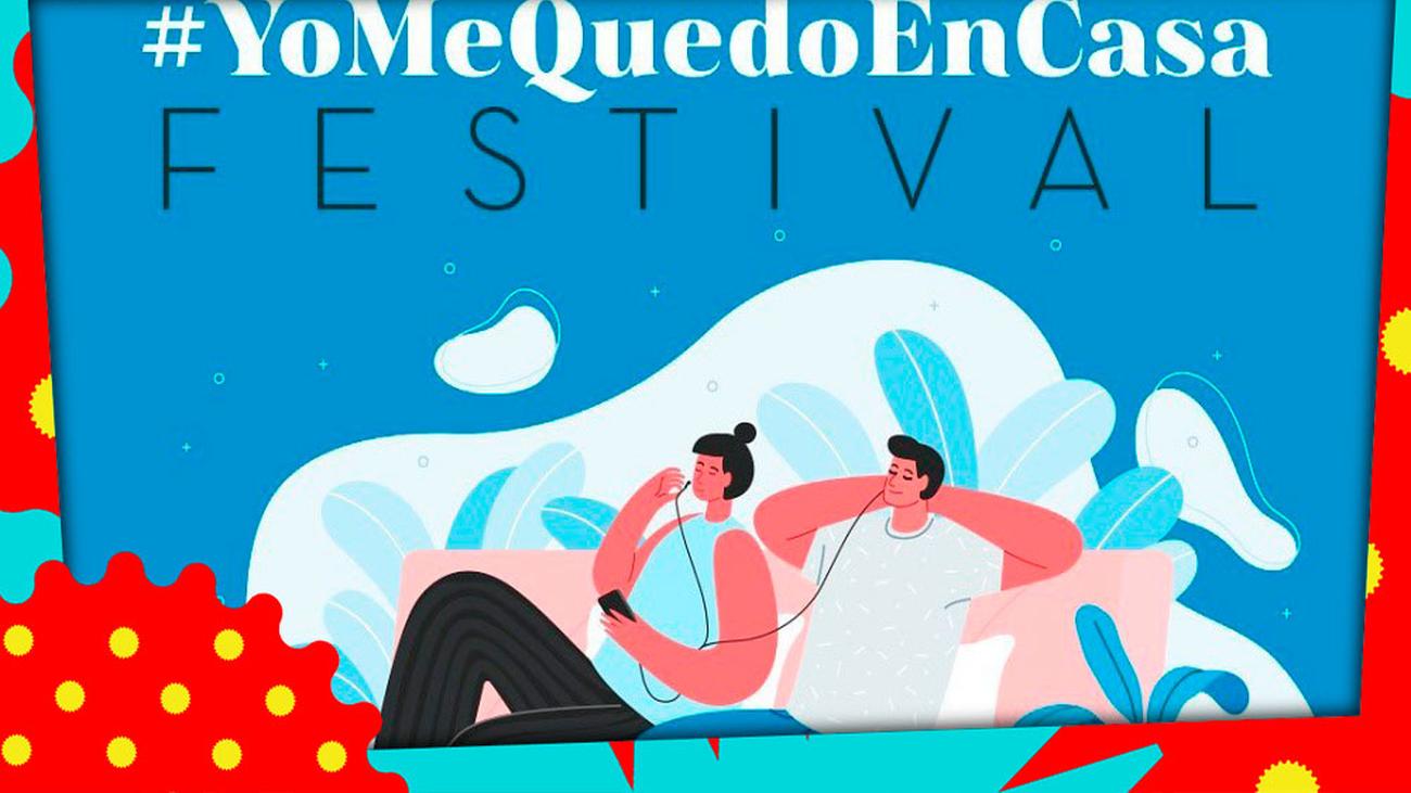 Rozalén, Alfred García o Rayden, entre los artistas que participarán en el #YoMeQuedoEnCasa Festival