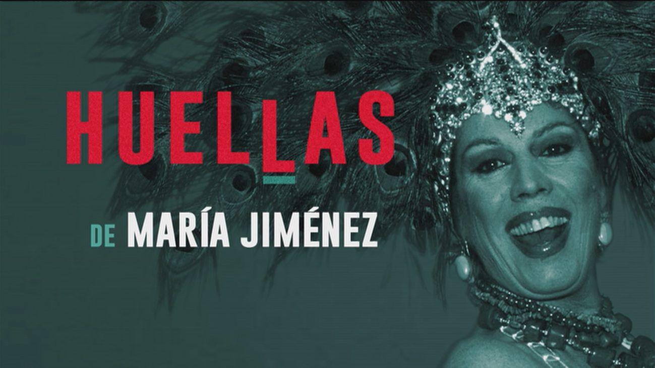 Huellas de...: María Jiménez