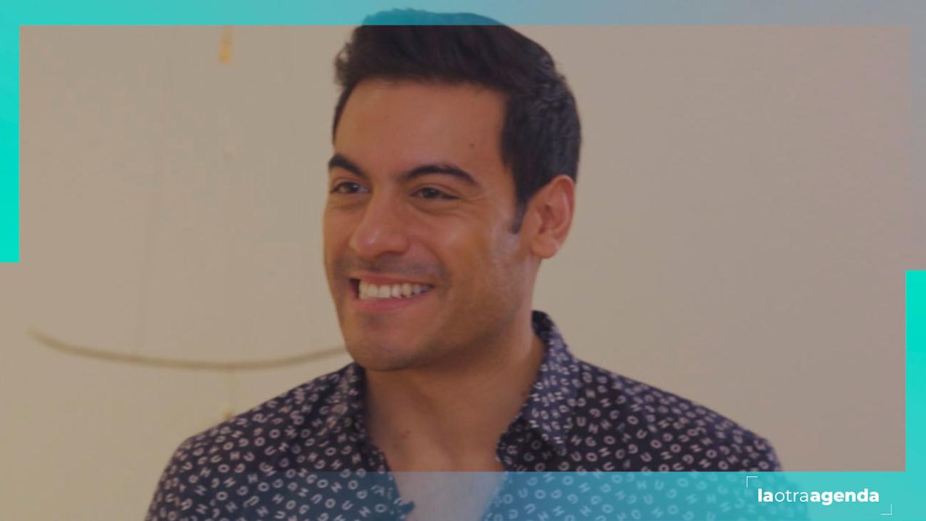 Carlos Rivera nos cuenta la clave del éxito de 'Perdiendo la cabeza', su nuevo single
