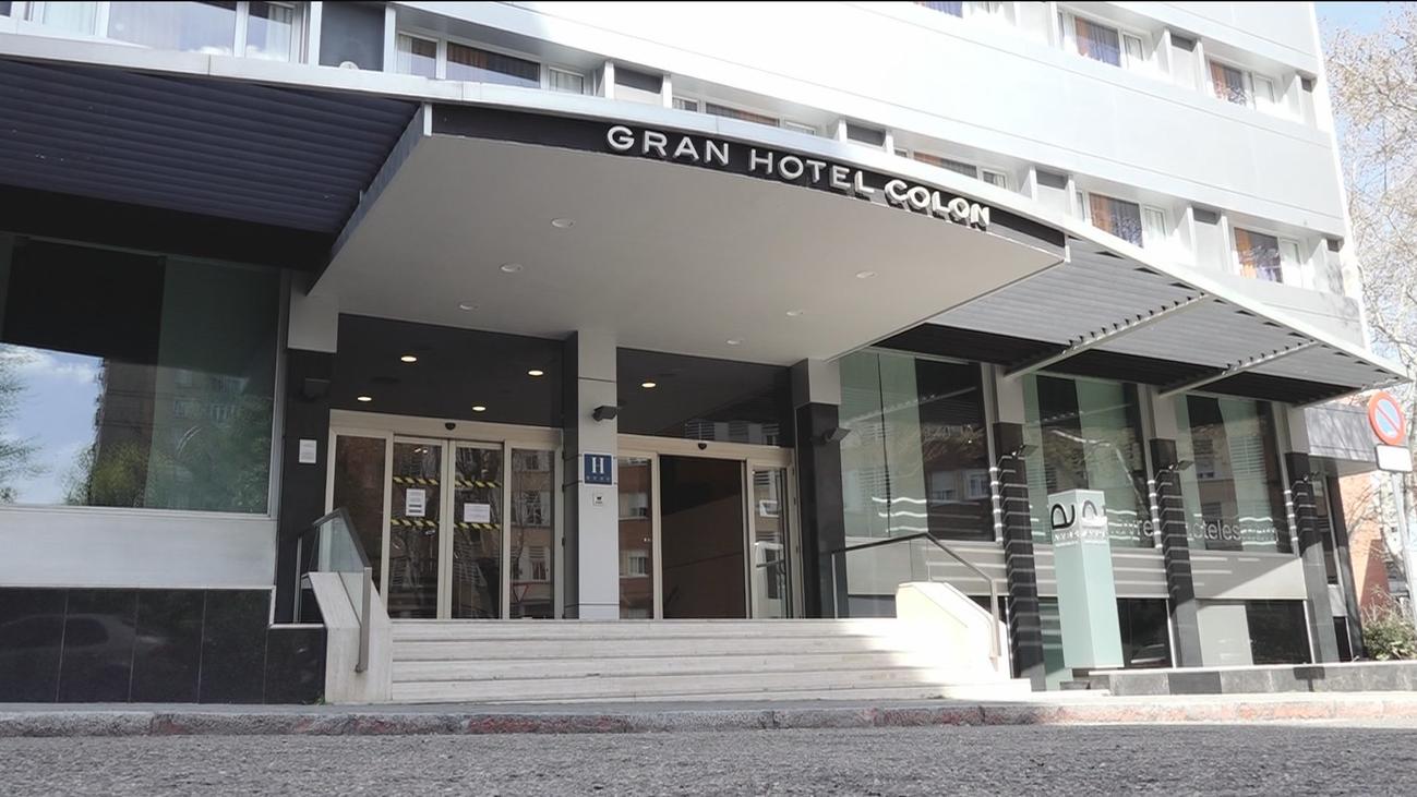 ¿Cómo se 'medicaliza' un hotel?