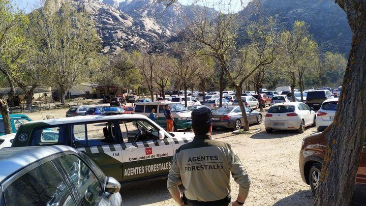 La Comunidad pide que se abandonen las áreas recreativas de la sierra
