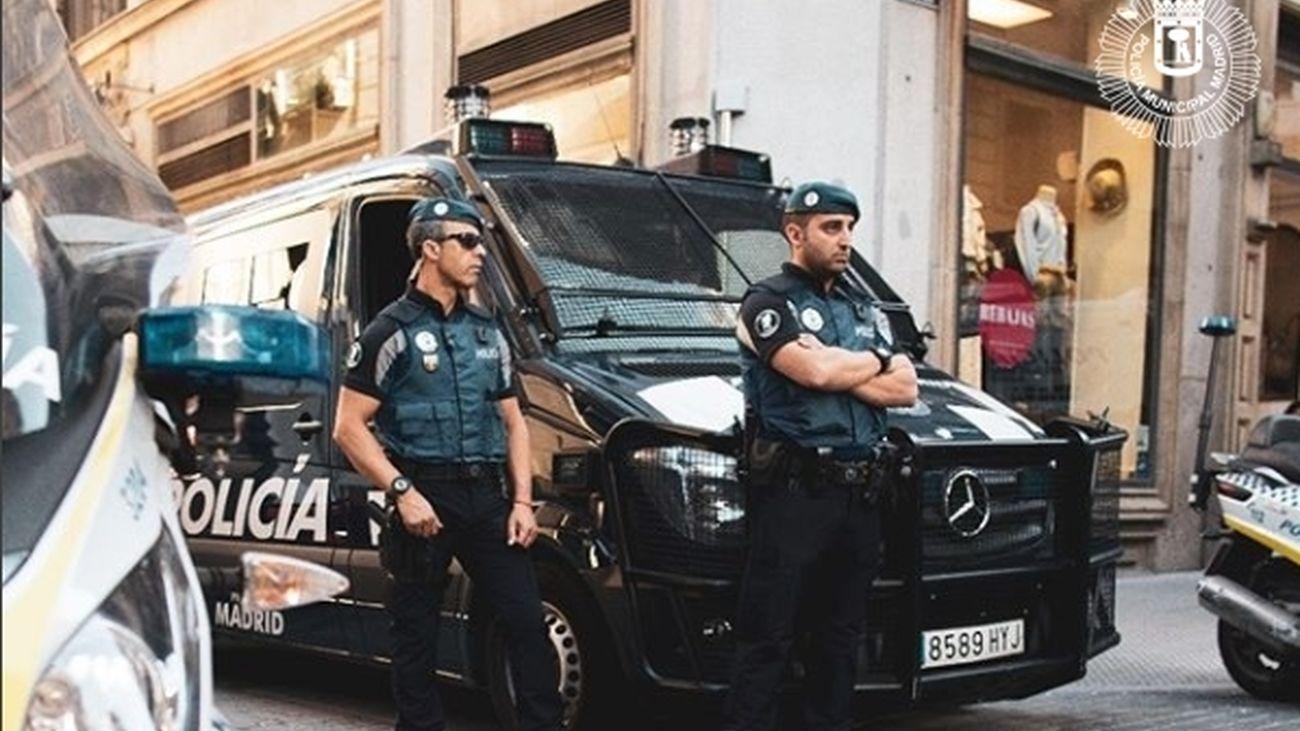199 denuncias y un detenido por incumplir la restricciones tránsito en Madrid