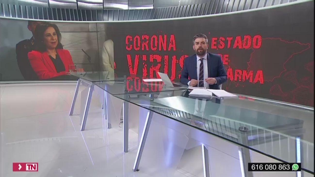 Telenoticias Fin de Semana 15.03.2020