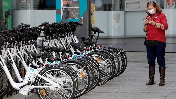 BiciMAD se prepara para comenzar a prestar servicio el miércoles
