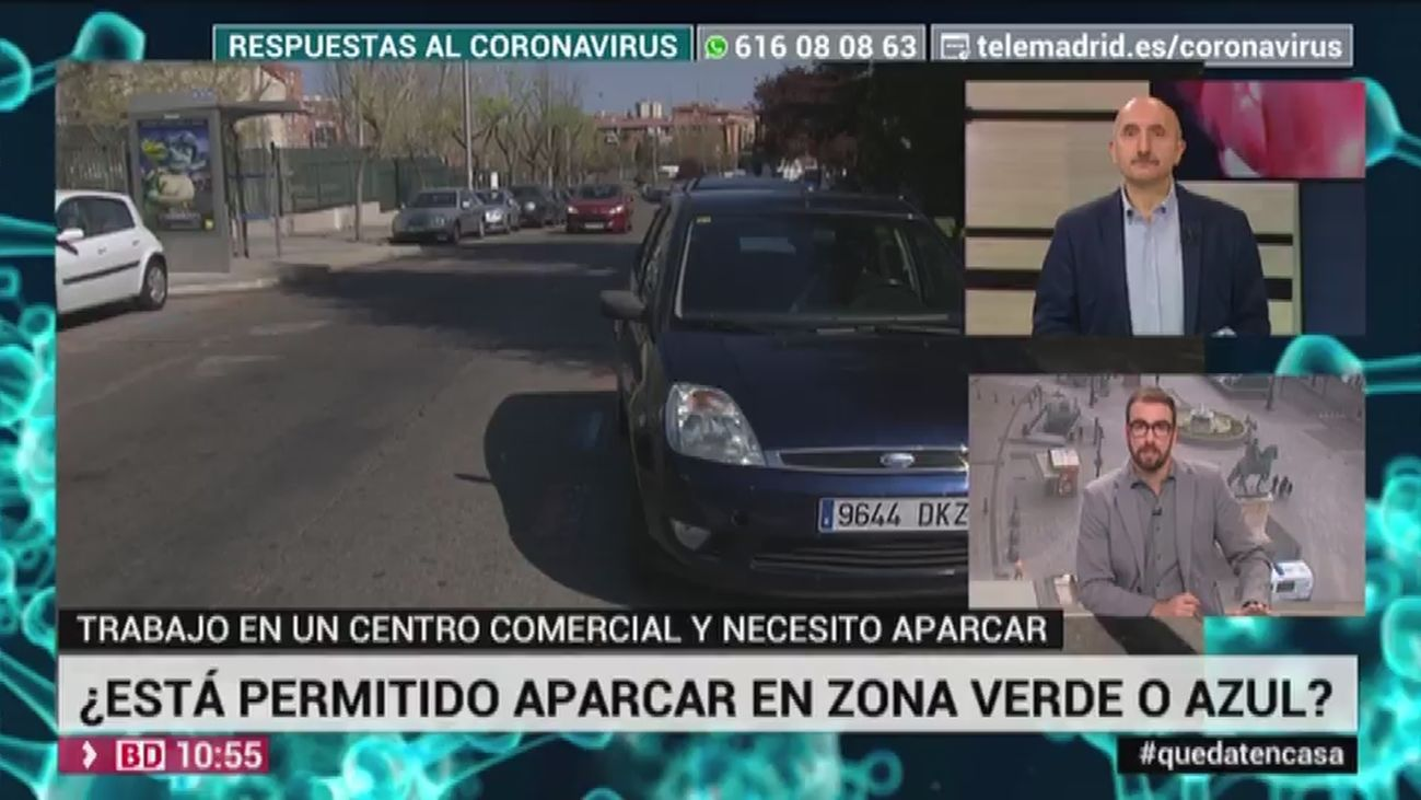 Buenos Días Madrid 16.03.2020 (10.30 - 11.30)