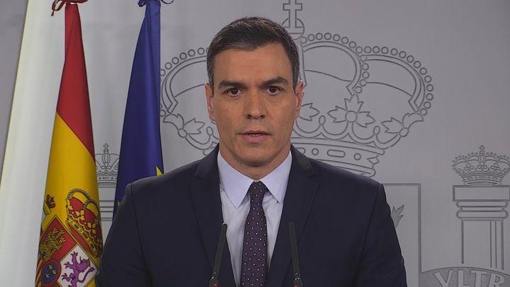El presidente de la Enfermería a Pedro Sánchez: ¿No siente vergüenza e indignación?