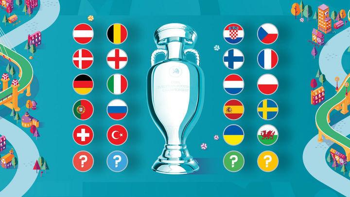 Todo sobre la Euro 2021