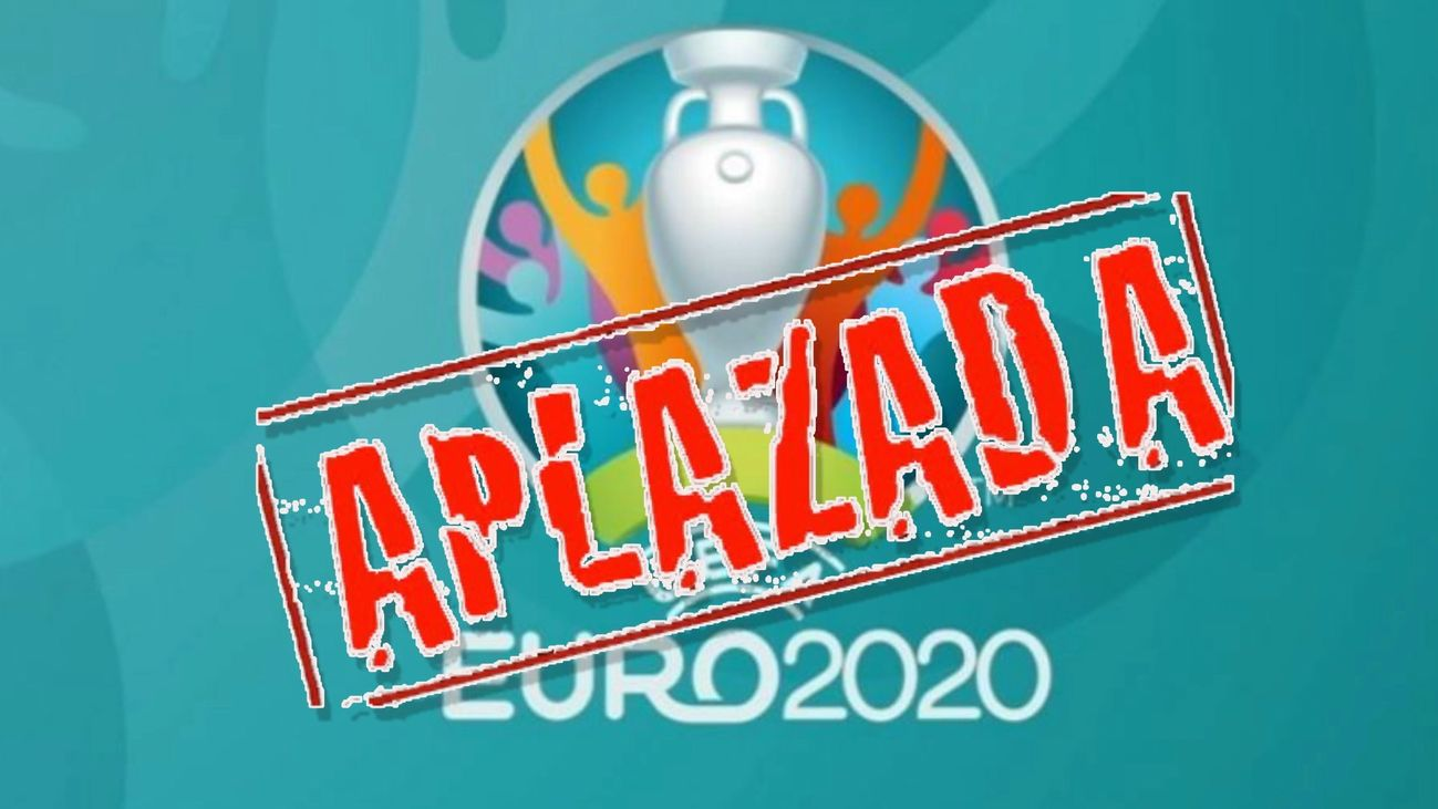 La Eurocopa se pospone