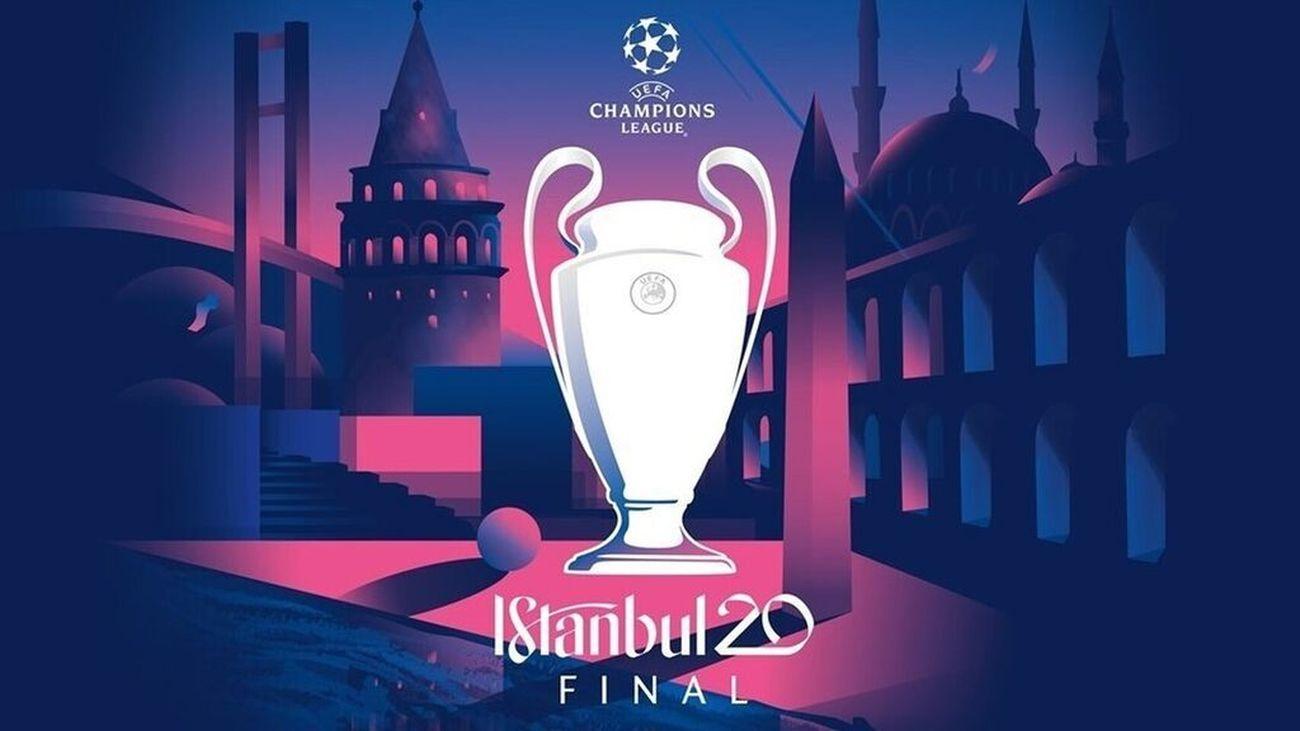 La final de la Champions, en Estambul