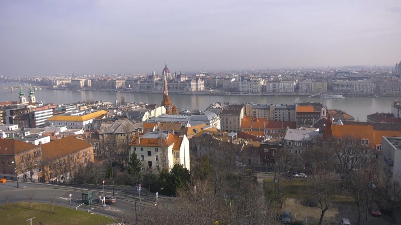 Bastión de los Pescadores, el mirador de Budapest