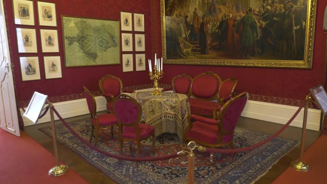Palacio de Gödöllő, el lugar favorito de Sissi Emperatriz