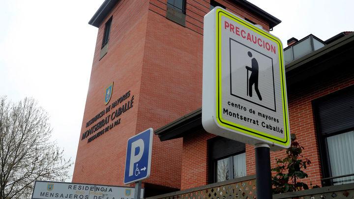 Madrid intensifica el control en todas las residencias de mayores