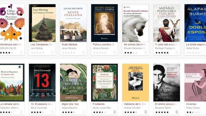 Madrid da facilidades para acceder gratis a 10.000 libros y 4.000 películas con eBiblio