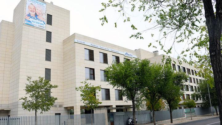 Siete muertos y 40 aislados en una residencia de ancianos en Moratalaz