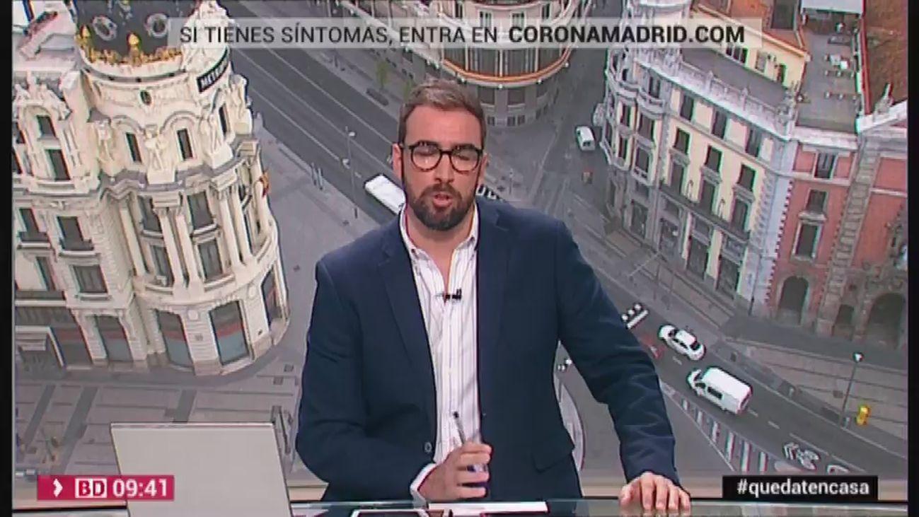 Buenos Días Madrid 19.03.2020 (9.00 - 10.30)