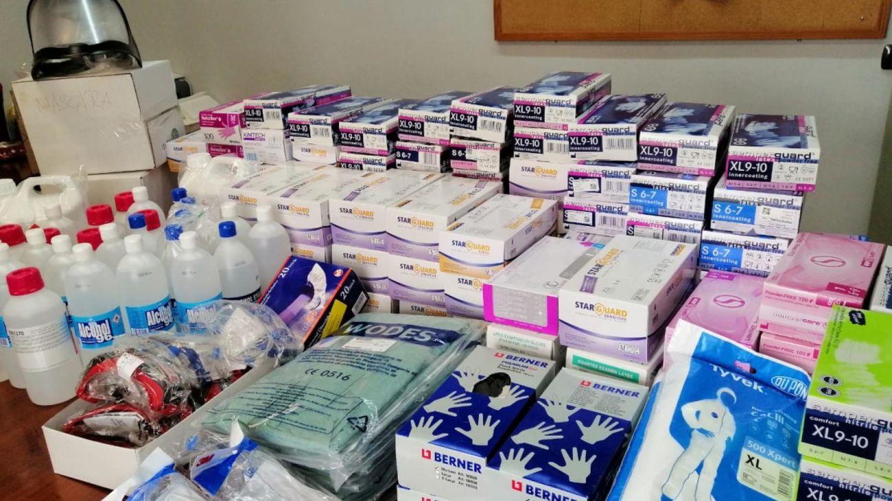 La Comunidad de Madrid montará un hospital en IFEMA con 5.500 camas de hospitalización y UCI