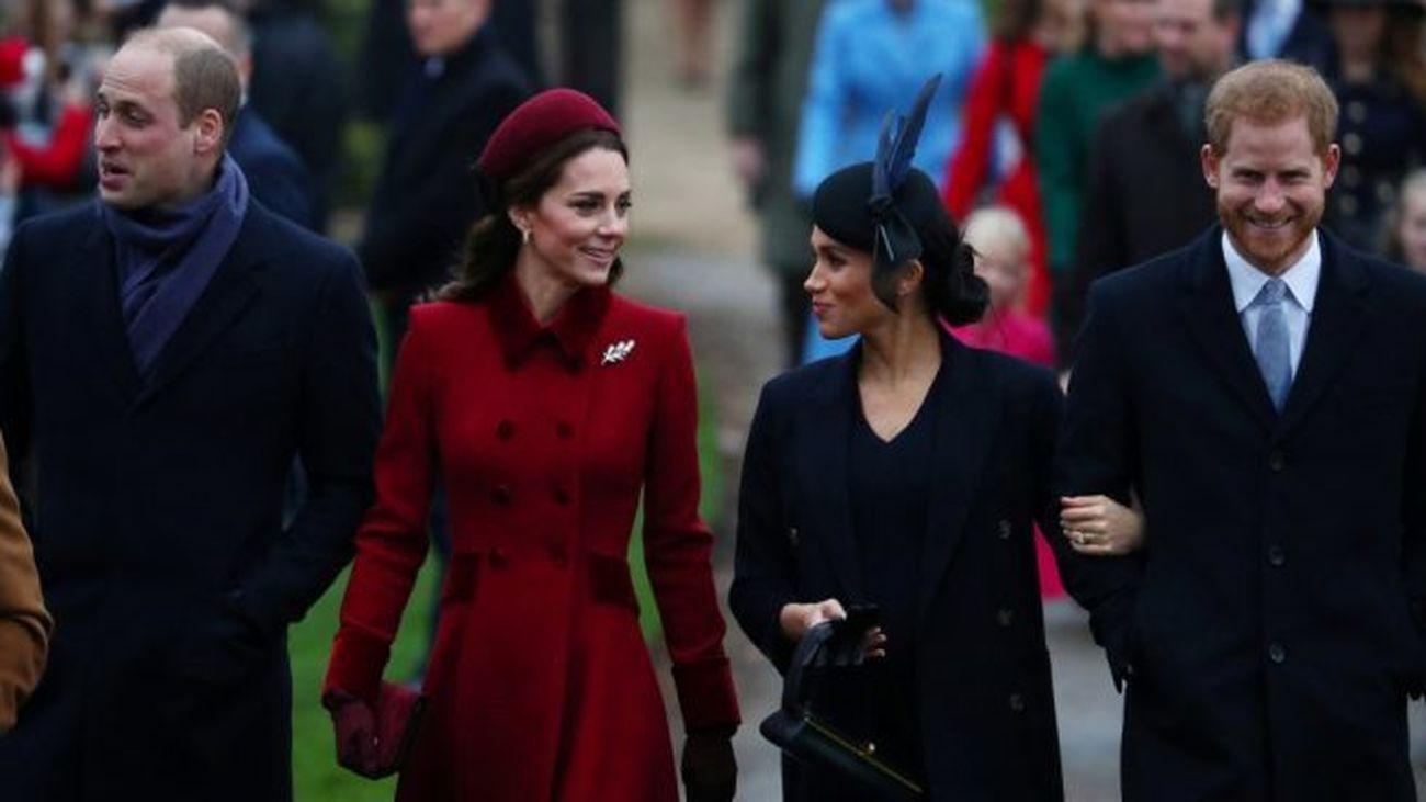 ¿Asistirán los duques de Sussex al funeral del duque de Edimburgo?