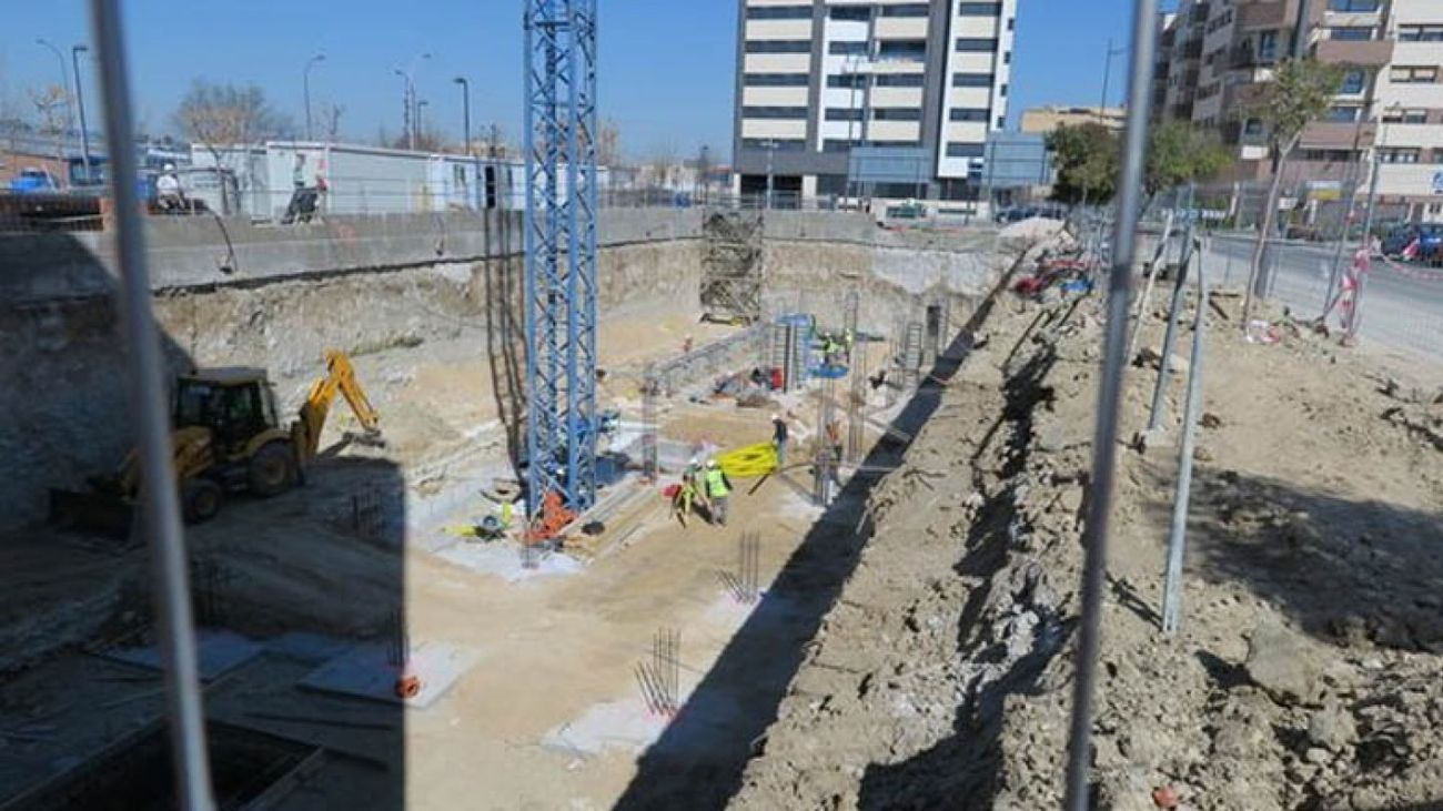 El Ayuntamiento de Madrid solicita que paren todas las obras de la capital