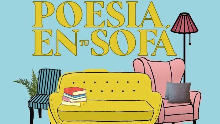 #PoesíaEnTuSofá, la iniciativa que propone amenizar la cuarentena a base de versos