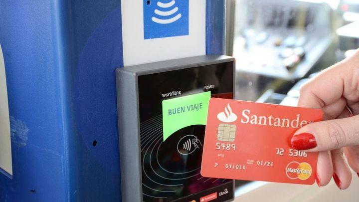 Ya no se permite el pago en efectivo en autobuses urbanos e interurbanos